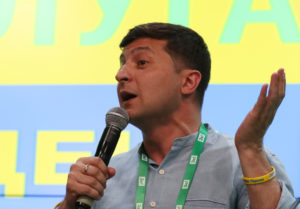 Zelenszkij tagadja, hogy Trump nyomást gyakorolt volna rá