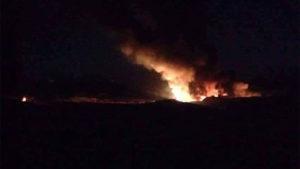 Izrael újabb légicsapást mért damaszkuszi és homszi katonai célpontokra