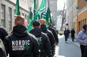 Neonácik zaklatják a svéd zsidókat