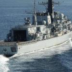 Irán megpróbált eltéríteni egy brit olajszállítót a Hormuzi-szorosban