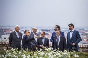 Orbán Viktor: örömmel látjuk vendégül a világ zsidó sportolóit