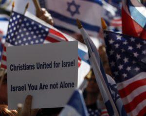 Irán a legnagyobb veszély Izraelre az amerikai keresztények szerint