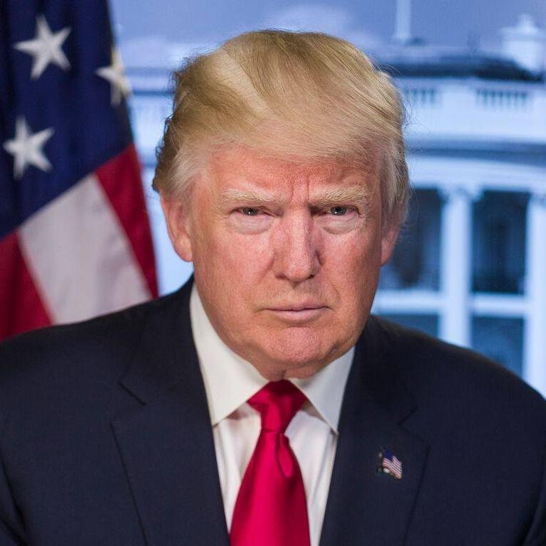 Trump videóüzenetben sürgeti a békét és ítéli el az erőszakot