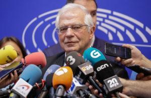 Az EU külügyi főképviselője megint felszólítja Izraelt