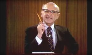 Milton Friedman és Izrael