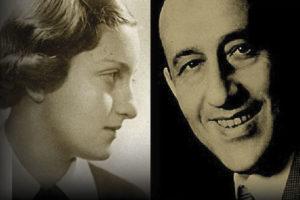 Megörökítették Szenes Hanna és Pataki Ferenc legendás szerelmének emlékét