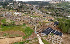 Történelmi pillanat: 9 ezer éves várost tártak fel Jeruzsálem közelében