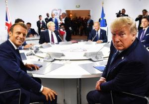 Meglepetésszerű iráni villámlátogatás a G7-es csúcstalálkozón