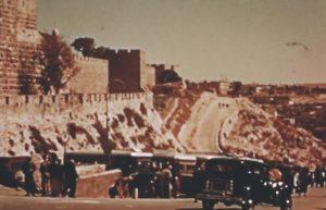 1930-as évekből származó ritka felvételek kerültek elő Jeruzsálemről