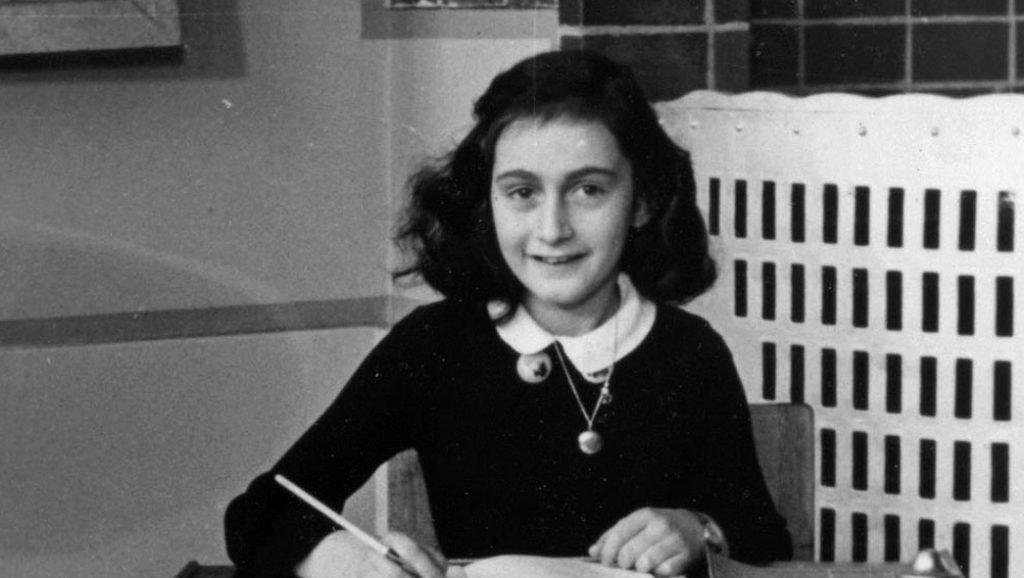 Anne Frank-nap volt Németországban