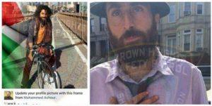 Zsidónak öltöző Hamász-aktivista miatt rettegnek Brooklynban