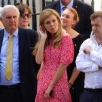 Boris Johnson élettársától megtagadták az amerikai vízumot