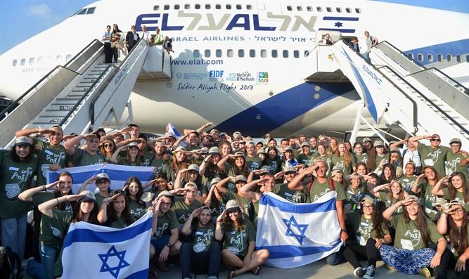 Jelentősen nőtt az Oroszországból Izraelbe bevándorlók száma