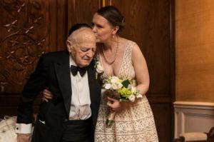 89 évesen vette el 42 éves szerelmét a munkácsi holokauszt-túlélő