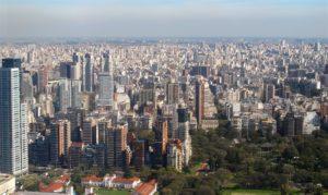 Buenos Aires: visszafoglalt zsinagóga