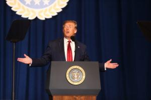 Izraelben Isten után Trump következik?