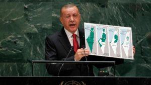 Erdogan a nácikhoz hasonlította Izrael Gáza-politikáját