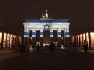 """""""Berlin egyes részei no-go zónákká váltak a zsidók számára"""""""