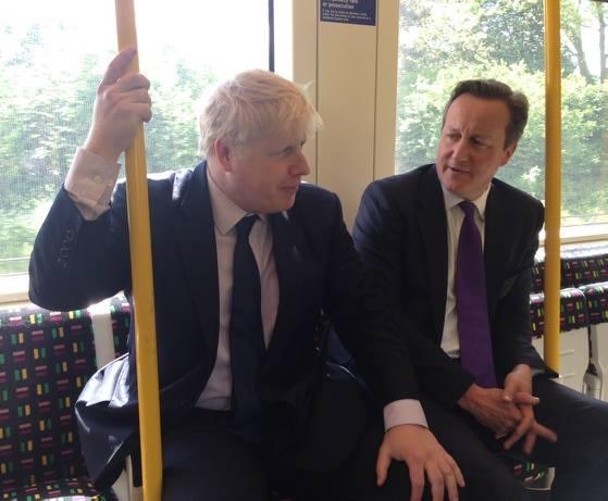 Cameron: Johnson nem hitt a Brexitben, csak saját karrierje érdekében támogatta