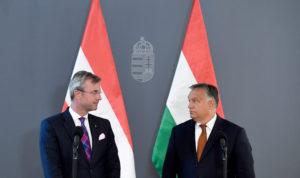 Orbán: remélem, hogy a politikai iszlámra nemet mondó kormánya lesz Ausztriának