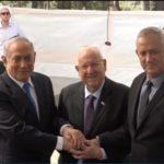 Szinte lehetetlen feladatra vállalkozik az izraeli elnök
