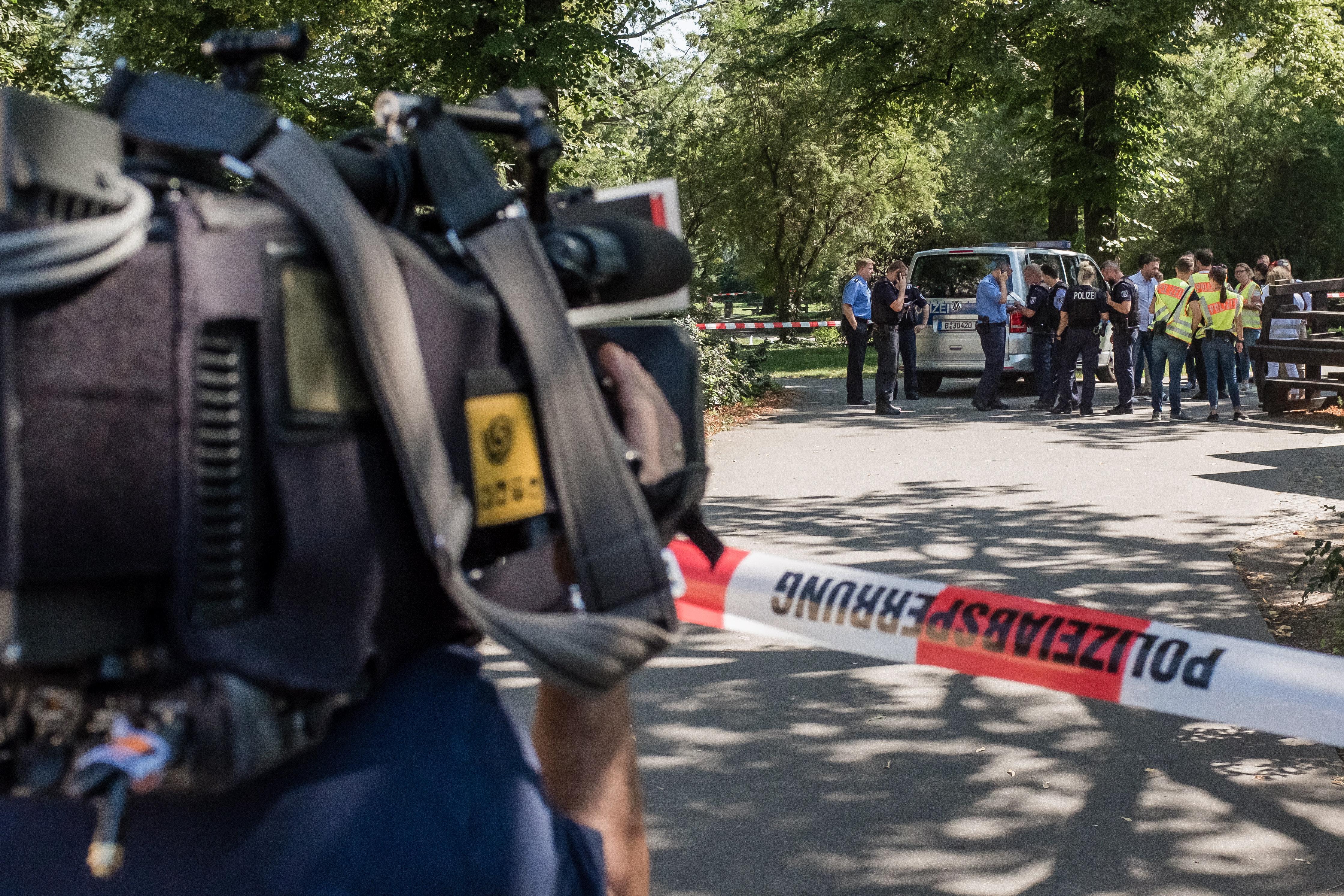 Oroszország bérgyilkost küldhetett Berlinbe