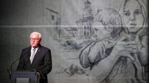 Németország bocsánatot kért a lengyel nép szenvedéseiért