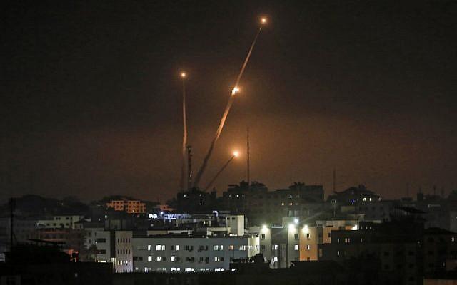 Fokozódik a gázai rakétaeső Dél-Izraelre