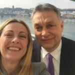 Olasz posztfasisztákhoz utazik Orbán Viktor