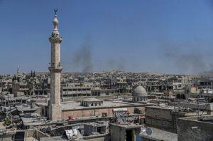 Oroszország az Amerika által hagyott űr betöltésével szilárdítaná hatalombróker szerepét Szíriában