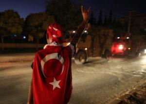 A török zsidók támogatják a szíriai offenzívát — állítja az állami propaganda