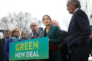 Nem a környezetet, a szocializmust segíti a Green New Deal