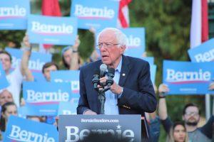 Zsidó identitással és szocialista programmal kampányol Bernie Sanders