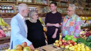 Zöld forradalmi propagandával köszönti Corbyn a zsidó újévet