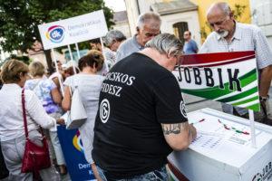 Rövidtávú politikai emlékezet az önkormányzati választásokon