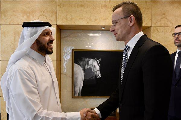Hamarosan Katartól fogunk földgázt vásárolni