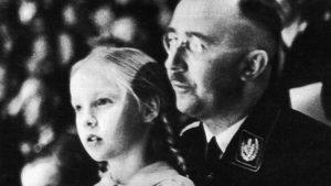 Himmler lányát alkalmazta a német titkosszolgálat