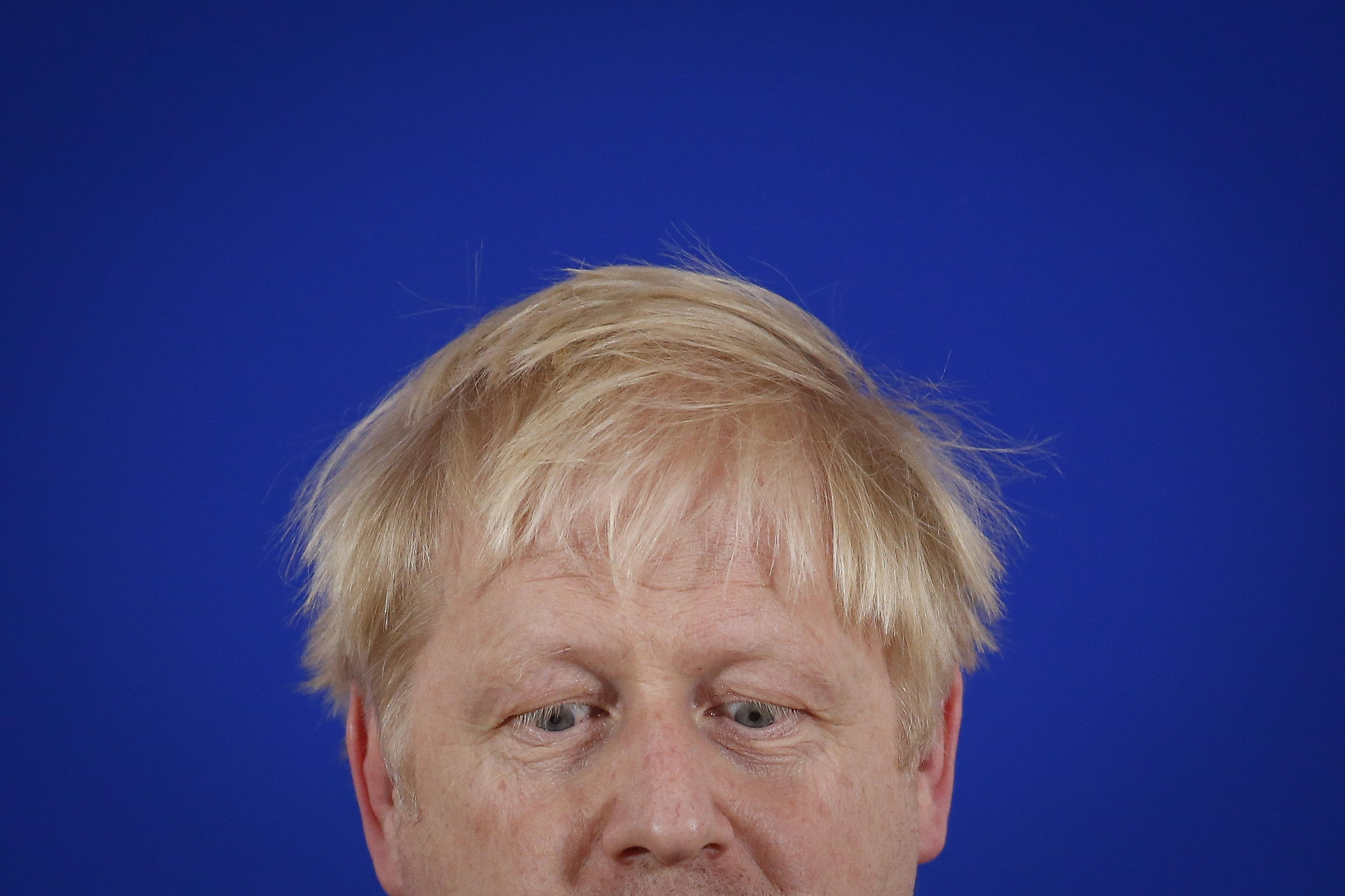 Boris Johnson tiltakozik az izraeli szuverenitás kiterjesztése ellen