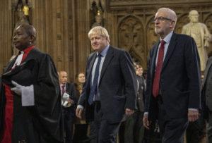 A brit Munkáspárt támogatja az előrehozott választást