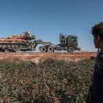 A szír hadsereg megindult a török agresszió ellen