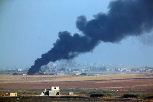 Izraeli rakétacsapásokkal válaszolt a gázai terroristák aknatámadásaira