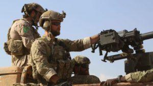 Nyugat-Irakban folytatják a szolgálatot a Szíriából kivont amerikai katonák