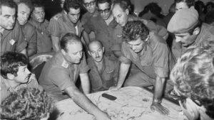 Életveszélyben volt Izrael az 1973-as Jom Kippuri háborúban