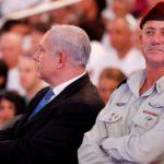 Ganz faképnél hagyta Netanjahut