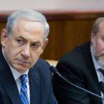 Netanjahu 20 ügyész előtt kezdi az újévet