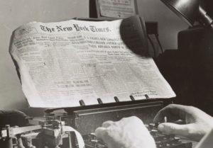 A tizedik oldalra száműzve – az amerikai sajtó és a holokauszt
