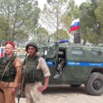 Orosz rendőrök érkeztek a szíriai biztonsági zónába