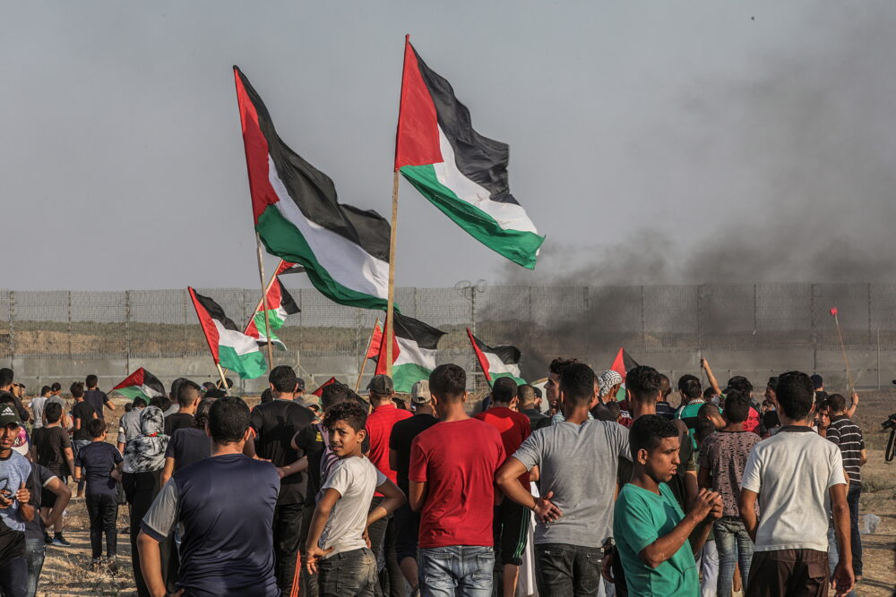 A Palesztin Hatóság szövetségeseket toboroz az annektálás megakadályozására