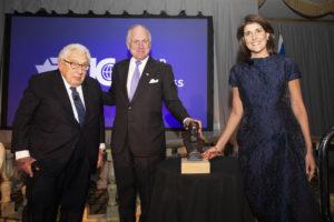 Herzl Tivadar-díjat kapott Nikki Haley