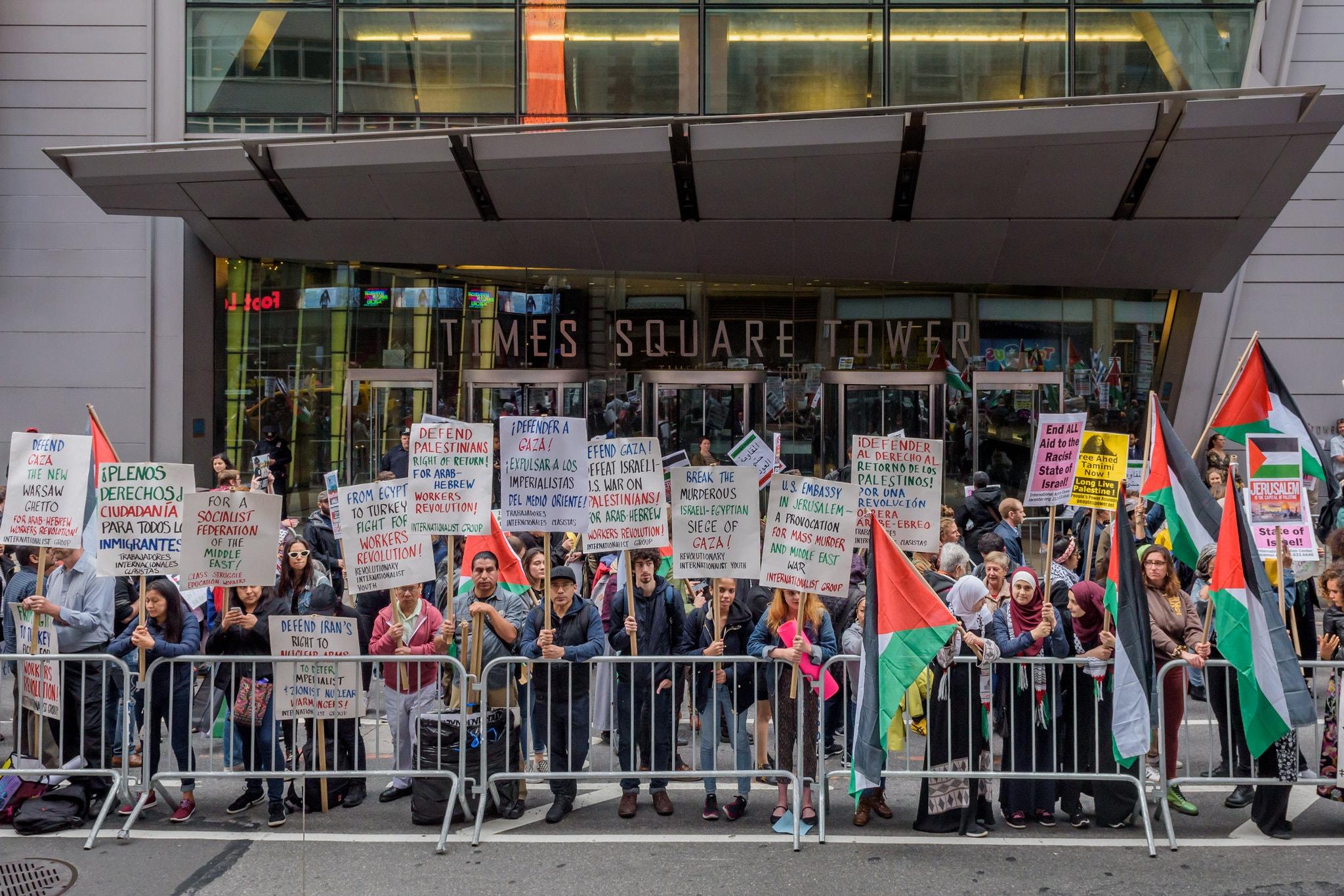 Az amerikai egyetemek a progresszív antiszemitizmus frontvonalába kerültek